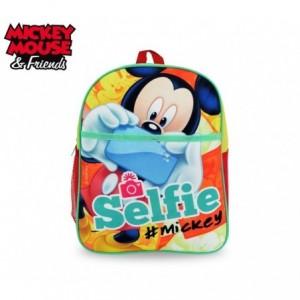 MK16105 - Sac à dos pour l'école Mickey Mouse - 31x25x20 cm - DISNEY