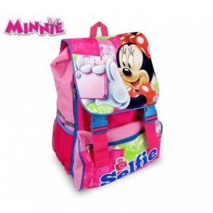 MI16101 - Sac à dos pour l'école Minnie Mouse - 41x28,5x20 cm - DISNEY