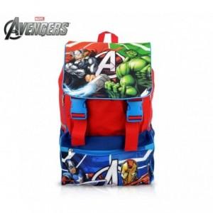 AV16102 - Sac à dos pour l'école Trolley Avengers - Epaule réglable - 42x13x12 cm - MARVEL