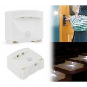 54897 Lampe LED murale nocturne avec détecteur de mouvements
