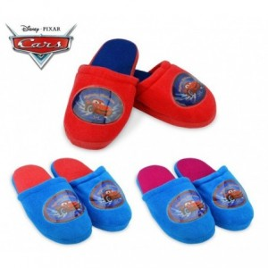 MANQUE TAILLES 305444 Chaussons d'hiver pour enfants avec molleton Disney Cars
