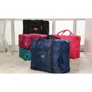 2791-Sac à main en tissu-valise en tissu pliable résistant à l'eau - pour valise