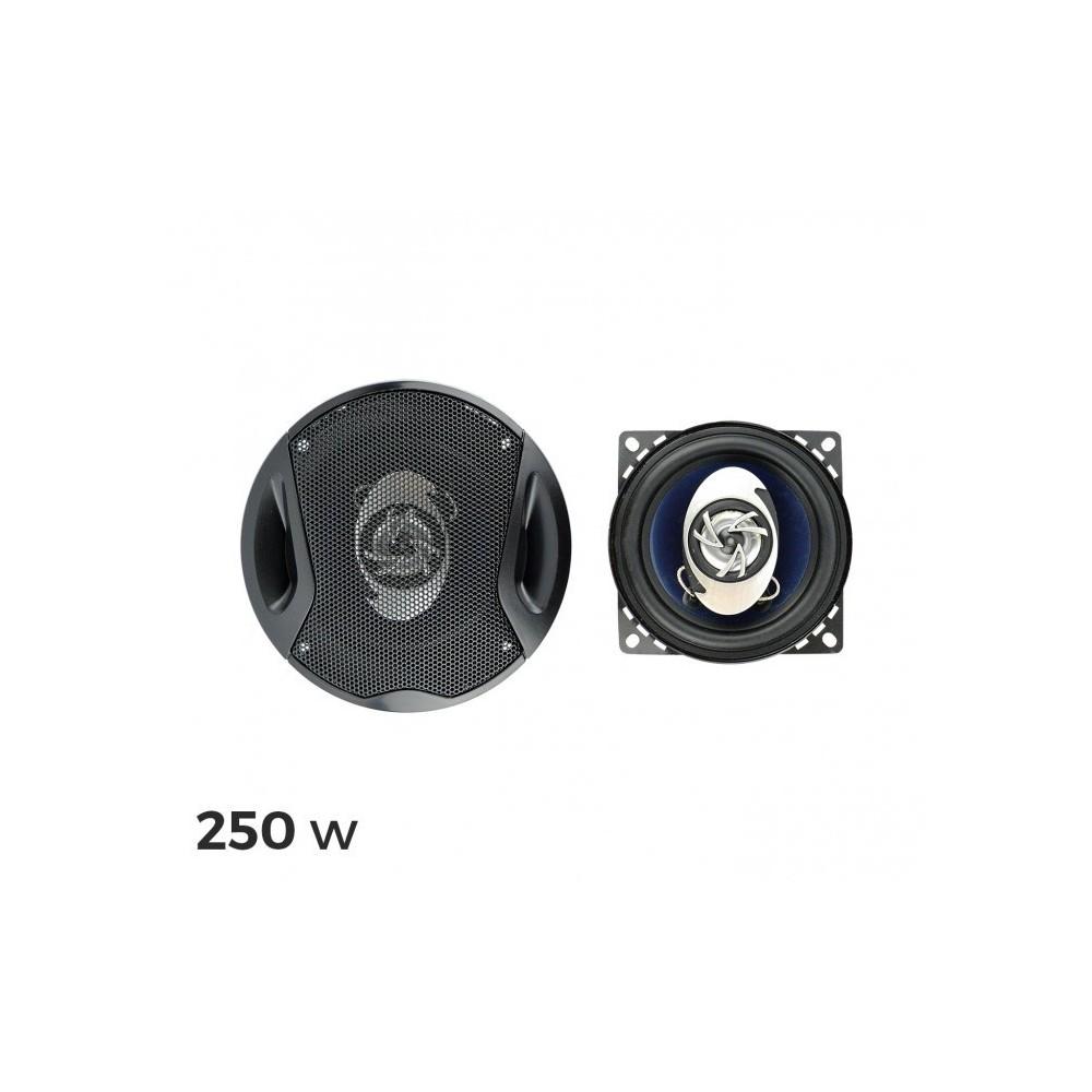 Haut-parleur de voiture de 10cm de 250w - vendu par 2