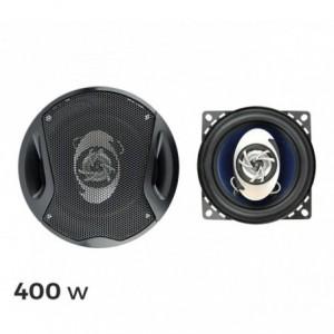 Haut-parleur pour voiture - 16cm 400 w - vendu par 2