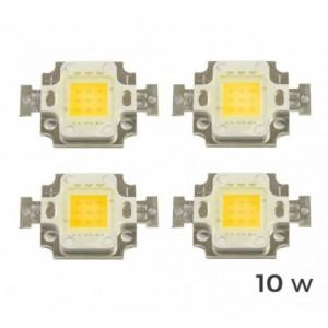 Pack de 4 plaques de LED de rechange 10-20-30-50 ou 100 watt